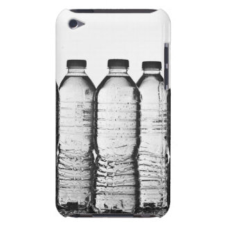 Water bottles in studio Case-Mate iPod touch case