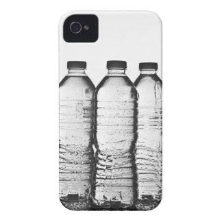 Water bottles in studio iPhone 4 cover