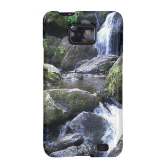 Water Boulder Moutain Falls Galaxy SII Cases