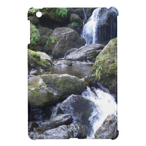 Water Boulder Moutain Falls iPad Mini Cover