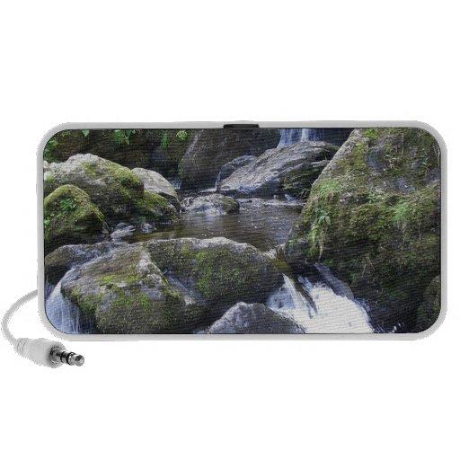 Water Boulder Moutain Falls Speaker