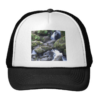 Water Boulder Moutain Falls Trucker Hat