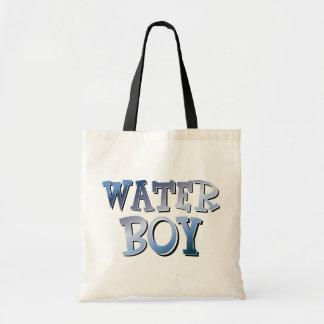 Water Boy Canvas Bag