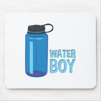 Water Boy Mouse Pad