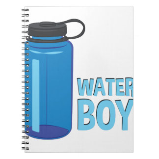 Water Boy Notebook