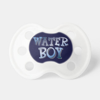 Water Boy Baby Pacifier