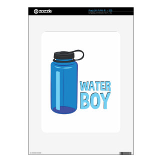 Water Boy Skin For The iPad