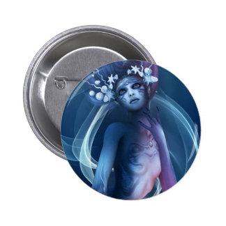 Water Bride Button