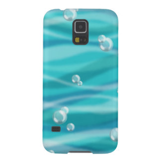 Water Bubbles Case For Galaxy S5