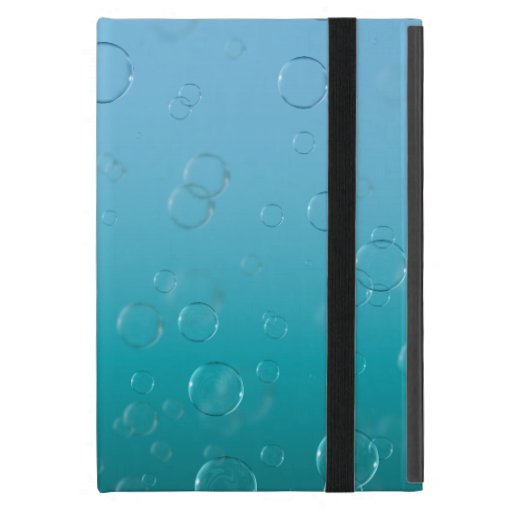 Water Bubbles Case for iPad