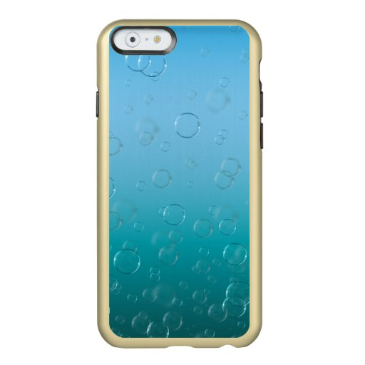 Water Bubbles Incipio Feather® Shine iPhone Case
