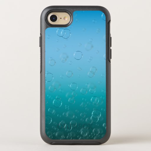 Water Bubbles OtterBox Phone Case