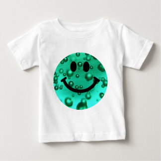 Water bubbles smiley baby T-Shirt