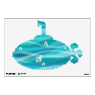 Water Bubbles Wall Sticker