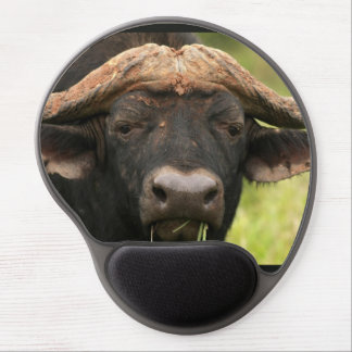 Water Buffalo Gel Mouse Pad