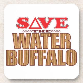 Water Buffalo Save Drink Coaster