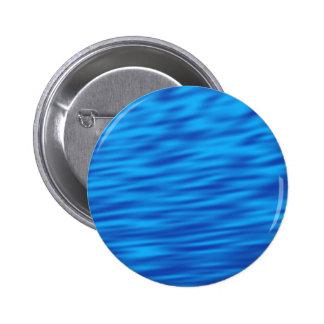 Water Pinback Button