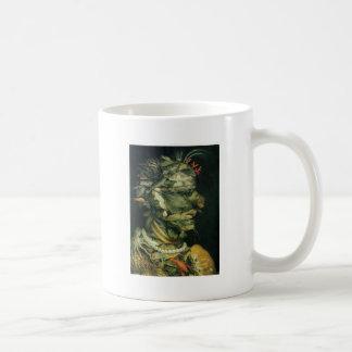 Water by Giuseppe Arcimboldo Classic White Coffee Mug