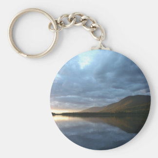 Water Calm After The Storm Keychain