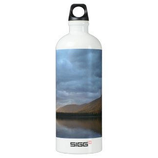 Water Calm After The Storm Water Bottle