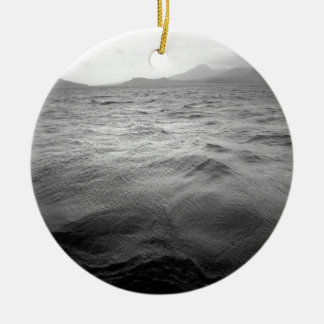 Water Cape Horn Channel Chile Ceramic Ornament