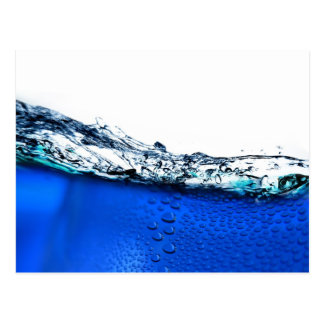 Water card 3 postcard