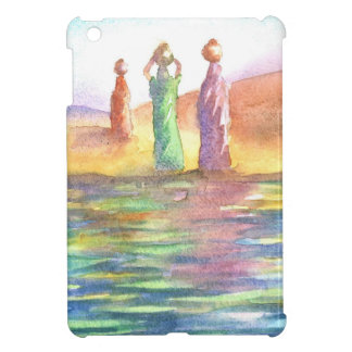 Water carriers iPad mini cases