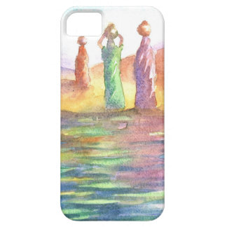 Water carriers iPhone SE/5/5s case