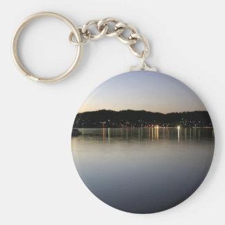 Water City Night Key Chains
