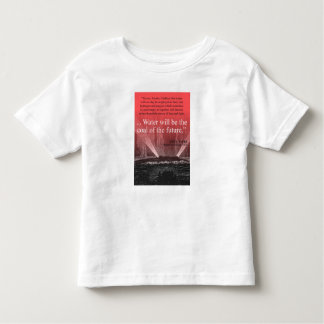 Water...coal of the future - T-shirt (Rose)