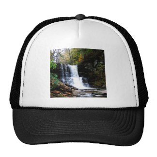 Water Cold River Falls Mesh Hat