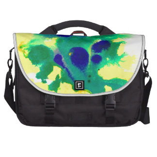 Water Color 3 Bag For Laptop