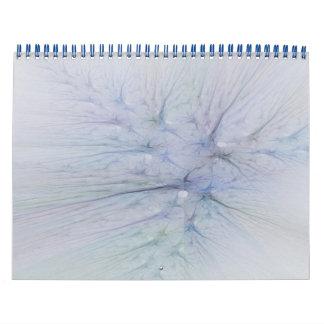 water color back ground calendar