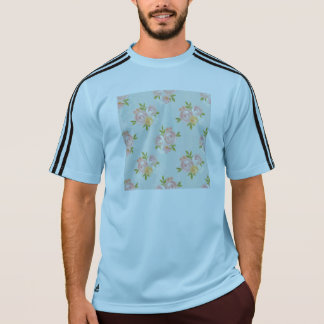 water color,floral,coral,cute,girly,trendy,chic,te tee shirts