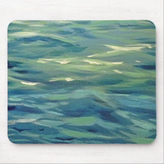 Water Color Mouse Pad