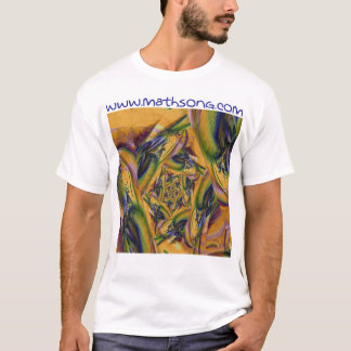 Water Color Spiral 5 T-Shirt