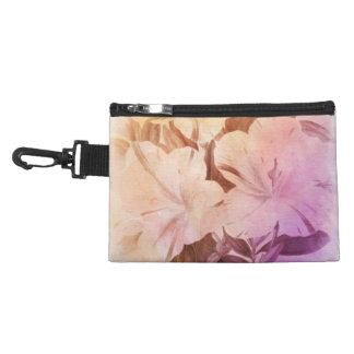 Water Color Vintage Flowers Accessories Bags