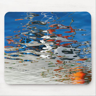 Water colors mouse pad