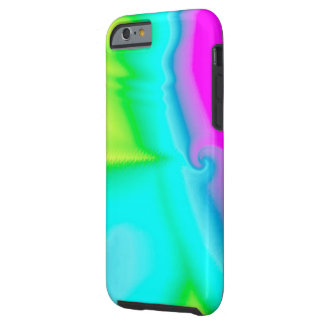 Water Colors Tough iPhone 6 Case