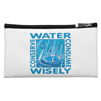 Water Conservation Cosmetic Bag