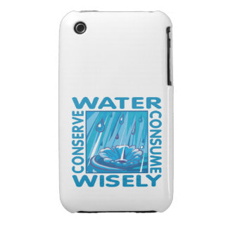 Water Conservation iPhone 3 Cover