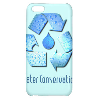 Water Conservation iPhone Case iPhone 5C Covers