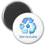 Water Conservation Magnet Magnet