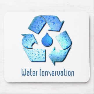 Water Conservation Mouse Pad