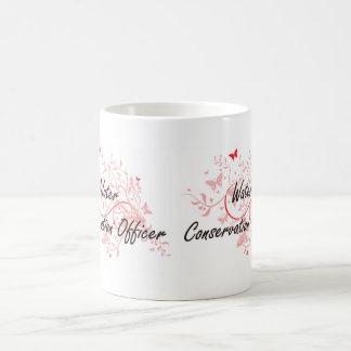 Water Conservation Officer Artistic Job Design wit Coffee Mug
