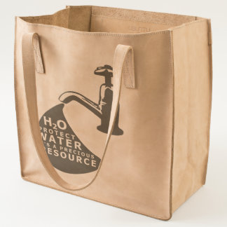 Water Conservation Tote
