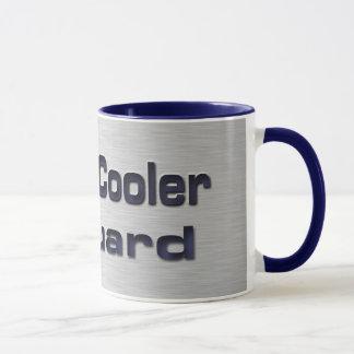 Water Cooler Guard Mug