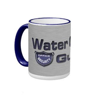 Water Cooler Guard Ringer Mug