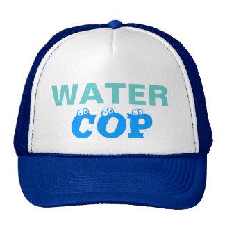 WATER COP - Customizable Cap Trucker Hat