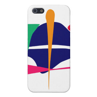 Water Creature iPhone SE/5/5s Case